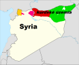 De_facto_cantons_of_Rojava/Syria